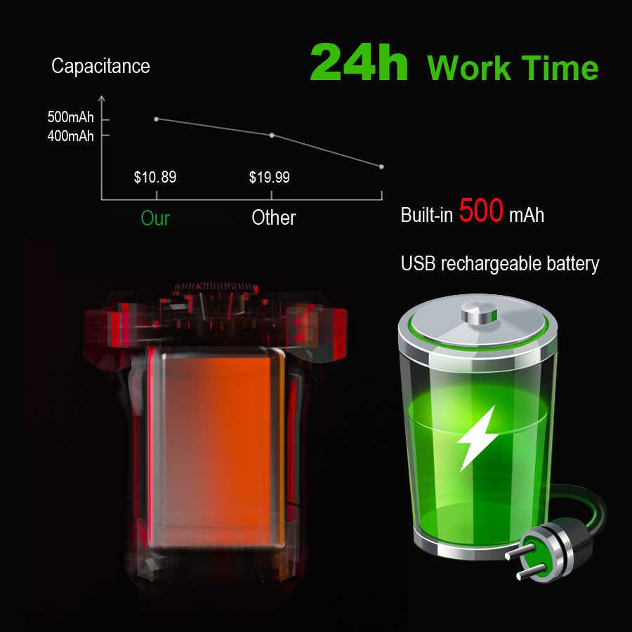 PXN Fahrrad R/ücklicht Fahrrad Smart Auto Bremssensor Fahrrad Licht Wasserdicht LED USB wiederaufladbar Fahrrad R/ücklicht Zubeh/ör Modell 2