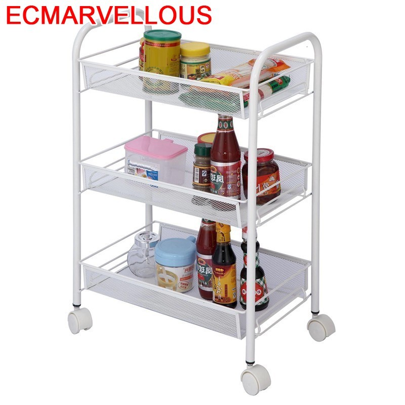 Articulos De Cocina Home Sponge Organizacion Spice Kitchen Rack Cutlery Holder Organizer Trolleys With Wheels Prateleira Shelf