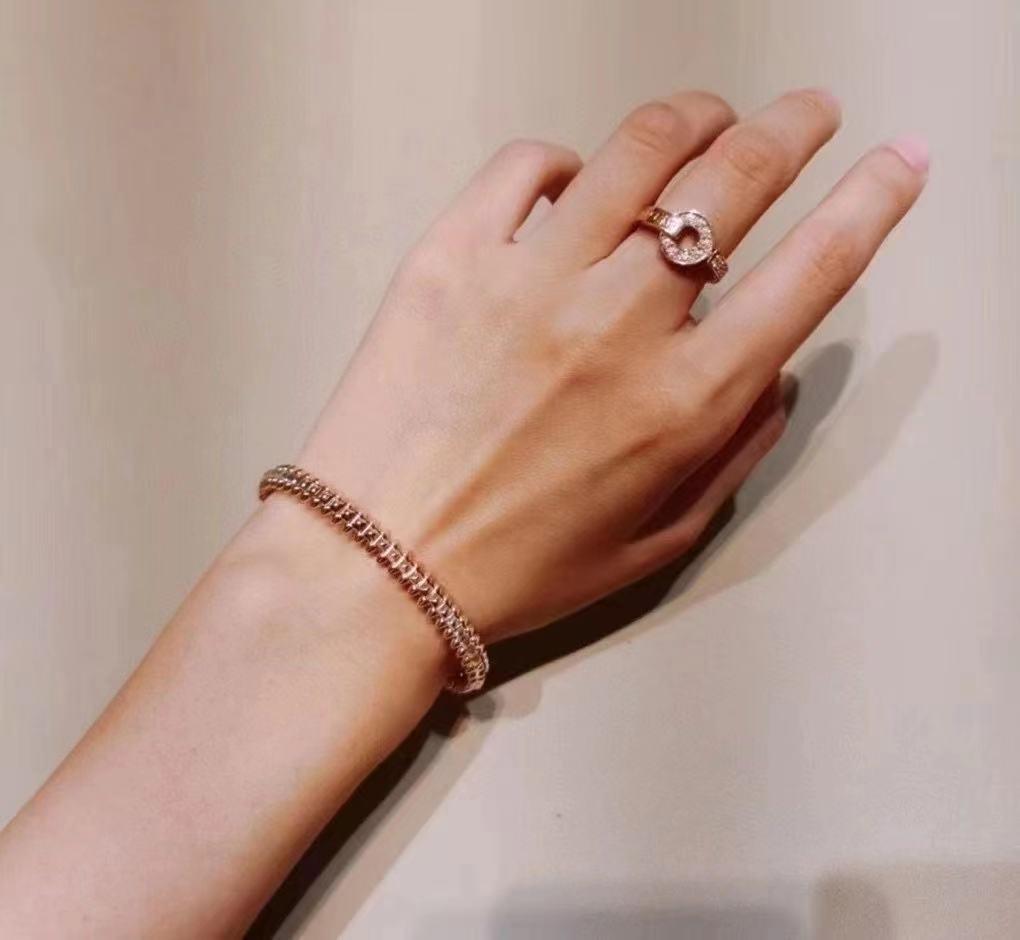 luxo jóias para as mulheres marcação rebites
