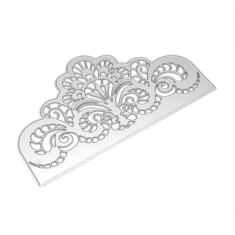 7 Inches Big Size Cutting Dies For Wedding Invitation Metal Craft Dies Cut For DIY Cards Making Home Party Decoration