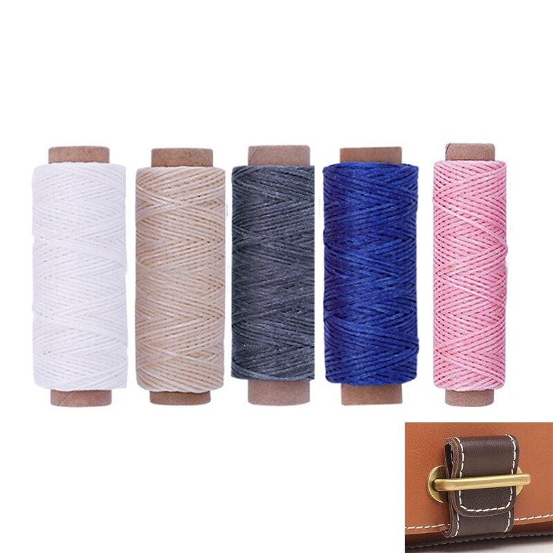 DIY Sewing Thread,Thread,Leather,Tool,Sewing Thread,Hand Craft Tool,Diy Tool,Leather Sewing Thread Cord,Waxed Thread Cord,Leathe