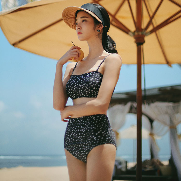 Swimsuit Girl Swimwear Separate Swim Wear Brazilian Bikinis Woman Swimming Suit For Women New Female Separates Sexy Polyester