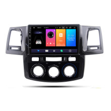 2 Din de 9 pulgadas Android 8,1 reproductor de Radio para coche para Toyota Fortuner HILUX Revo Vigo 2008-2014 Multimedia Video Audio navegación Gps(China)