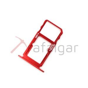 Image 2 - Sim Sd Card Tray Voor Blackberry Key2 Sim Houder Dtek70 Micro Sd Card Slot Socket Adapter Voor Blackberry Keyone Sd lade Vervangen