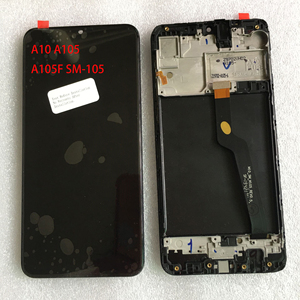 6.2 inch For Sam sung A10 A105 SM-A105F SM-A105G SM-A105M SM-A105FN SM-A105 Lcd Display Touch Screen Digitizer Assembly