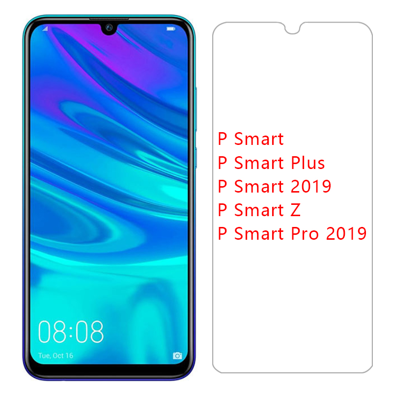 protective <font><b>glass</b></font> for <font><b>huawei</b></font> p smart z plus pro 2019 screen protector tempered glas on huawey <font><b>psmart</b></font> p smat smar <font><b>2018</b></font> safety film image
