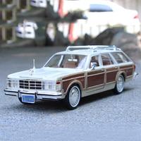 1:24 Lebanese Lebanon Classic Car Urban Rural Wagon Retro Simulation Diecast Alloy Vehicle Model Art Collection Children Gift