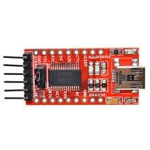 Frete grátis ft232rl ftdi usb 3.3v 5.5v para ttl módulo adaptador de série. Compre uma boa qualidade! por favor me escolha