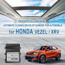 Automatic closing device of sunroof for automobile Auto close For HONDA VEZEL XRV Car Sunroof Closing Closer
