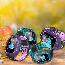 Children Smart Phone Watch Multifunction Children Digital Wristwatch 1.44 Non-Waterproof Dial Call Voice For Android iOS(China)