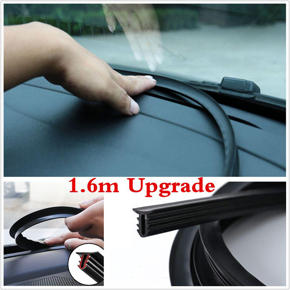 Automotive Sound Insulation Soundproofing For Cars Sound Proof Car Sound Deadener Rubber Seal Covering Instrument Panel Gap 4 image