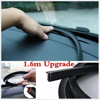 Motoryzacja izolacja akustyczna izolacja akustyczna dla samochodów dźwięk dowód samochodów dźwiękochłonny utwardzacz gumowa uszczelka pokrywająca Gap panelu instrumentu 4