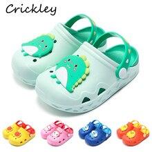 Kids Garden Shoes Soft Non Slip Removable Croc Shoes for Toddler Boys Girls Cart
