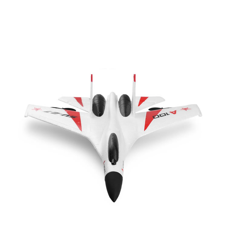 Wltoys XK A100  Model RC Plane 2.4G 3CH EPP Three-Channel Fixed-Wing Remote Control Glider Airplane RTF RC Wingspan Toy