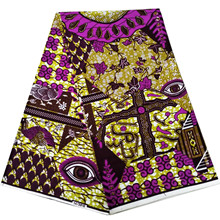 2019 Dutch wax print fabric Ankara fabrics veritable African prints 100% cotton