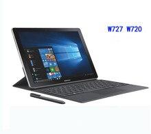 Funda protectora con teclado para Samsung Galaxy, funda protectora con teclado Original para Samsung Galaxy Book 12 W727 W720 W737