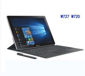Image 1 - جديد الغطاء الواقي مع لوحة المفاتيح لسامسونج GalaxyBook 12 W727 W720 W737 اللوحي الأصلي لوحة المفاتيح