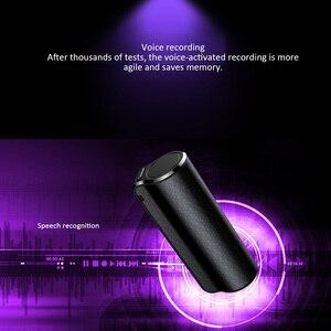 Image 2 - Mini rejestrator Audio 600 godzin nagrywanie 8GB 16GB 32GB magnetyczny profesjonalny cyfrowy rejestrator HD telefon redukcja szumów zdalne