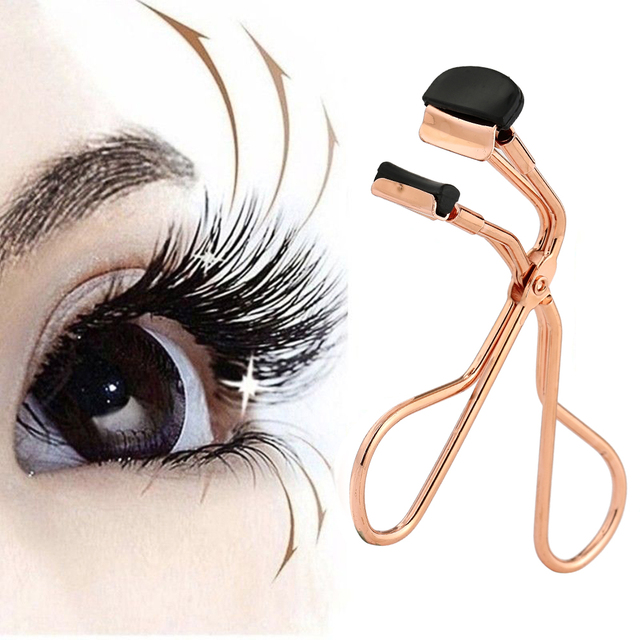 2019 New Eyelash Curler Make Up Tools Eyelash Curler Beauty Tool Eye Lashes Makeup eyelash tweezers Wholesale 5
