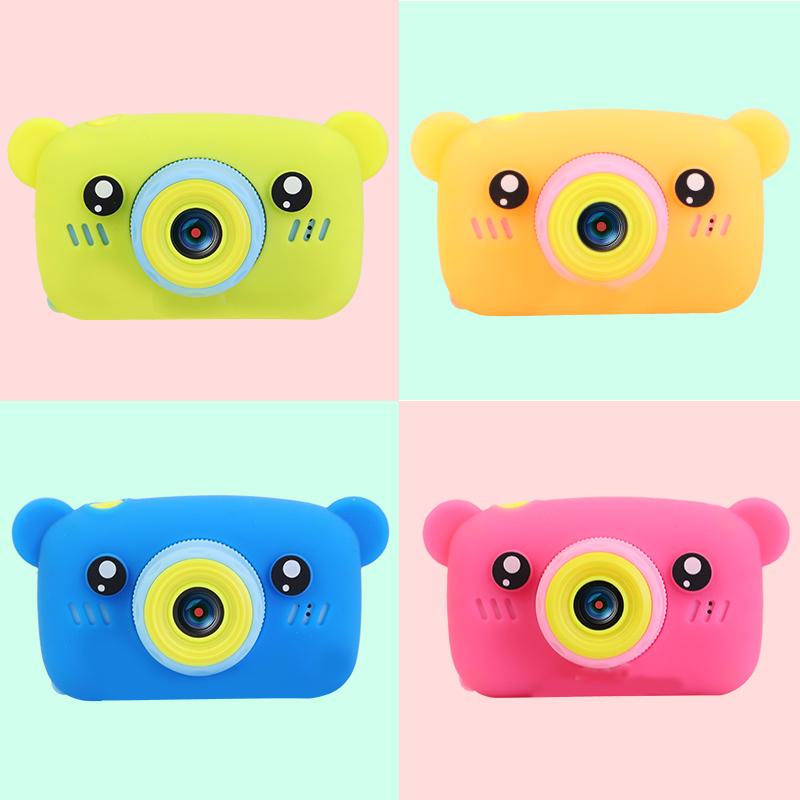 Baby Toys Mini Children Kids Camera Full HD 1080P Digital Portable Video Photo Camera Child Educational Toys For Kids Products