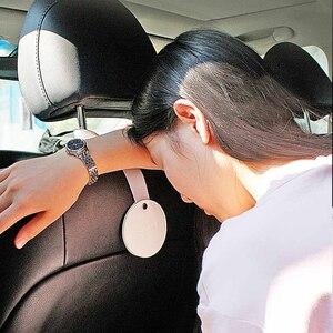 Image 5 - 샤오미 자동차 뒷좌석 Hookg 인테리어 자동차 제품 걸이 자동차 걸이 가방 주최자 후크 좌석 자동차 액세서리