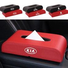 1 pzas nuevo de coche de cuero tejido cajas de caja soporte para Audi TT J8 B8 A1 A3 A4 B5 B6 B7 A5 A6 Q5 C5 C6 C7 A7 A8 D3 D4 Q3 42 8U Q7 4L R8