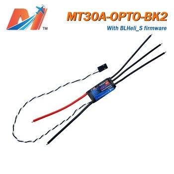 Controlador rc sin escobillas Maytech 30A BL_S firmware ESC para multicóptero con radio control