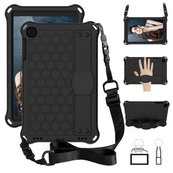 For Samsung T510 T515 Case Kids cover shock-proof EVA foam Hand-held for Samsung Galaxy Tab A 10.1 2019 case SM-T510 / T515 tablet case for samsung galaxy tab a 10 1 inch 2019 t510 fundas shockproof eva safe kids cover for sm t510 t515 protective case