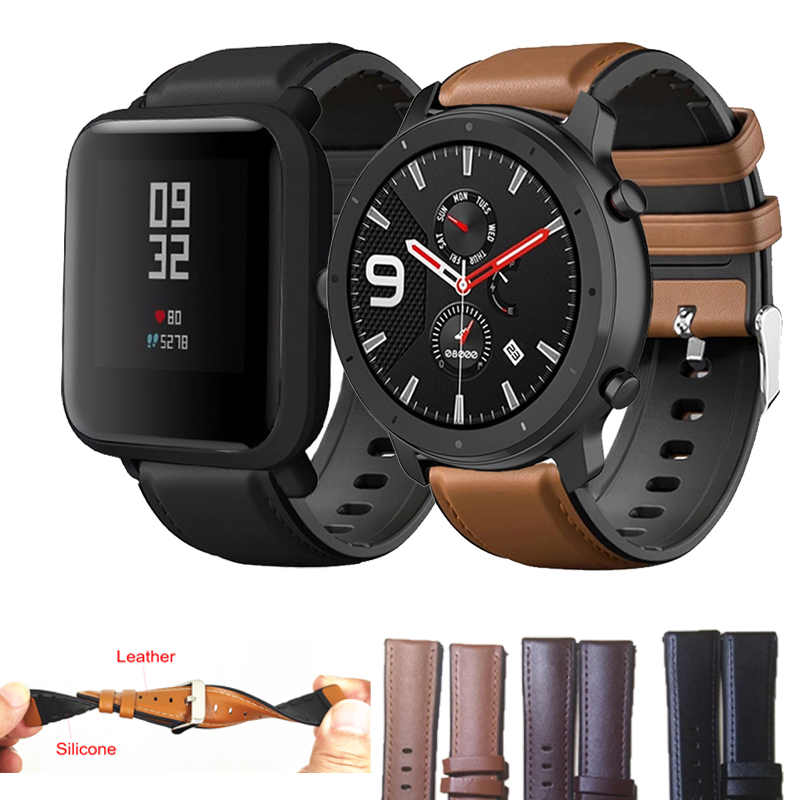 20 22mm watch band For <font><b>Samsung</b></font> Galaxy watch <font><b>46mm</b></font> 42mm active 2 gear S3 Frontier <font><b>strap</b></font> huawei watch GT 2 <font><b>strap</b></font> amazfit bip 47 44 image