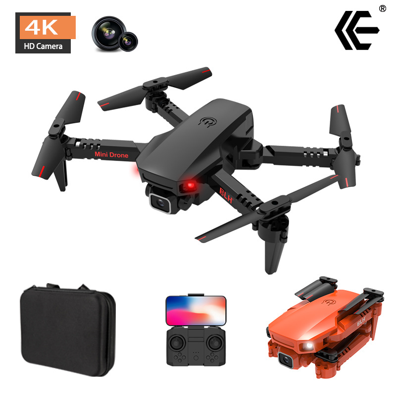 5G 360 °Drone Real-Time Transmission GPS Drone 4K Dual HD Camera Professional Aerial UAV Brushless Motor Foldable Quadcopter 1