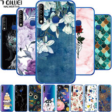 6.21 ''Labu Halloween Smart3 Plus Case Silikon Lembut untuk Infinix Smart 3 Plus Cover X627 2019 Fundas TPU Back Cover(China)
