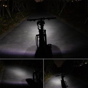 Image 5 - Onatura luz poderosa ebike 800 lúmen, 2 peças, t6 led 12v 24v farol elétrico de bicicleta de 36v