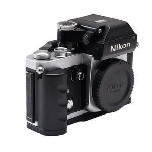 Image 4 - مقبض قبضة قاعدة لوحة الإفراج السريع لكاميرا نيكون F2 تناسب Arca السويسري Ballhead