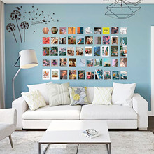 Teenager Wall stickers Bedroom Decoration stickers aesthetic Landscape stickers Room Painting Wall stickers scrapbooking