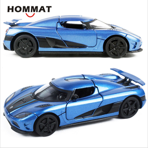 Image 3 - Hommate моделирование 1/32 Supercar Koenigsegg Agera R спортивный сплав 1:32 Diecasts & Toy автомобили модели автомобилей игрушки для детей