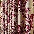 Новые шторы для столовой  гостиной  спальни  высокого класса  в европейском стиле  из искусственной замши  Затемненные  красивые