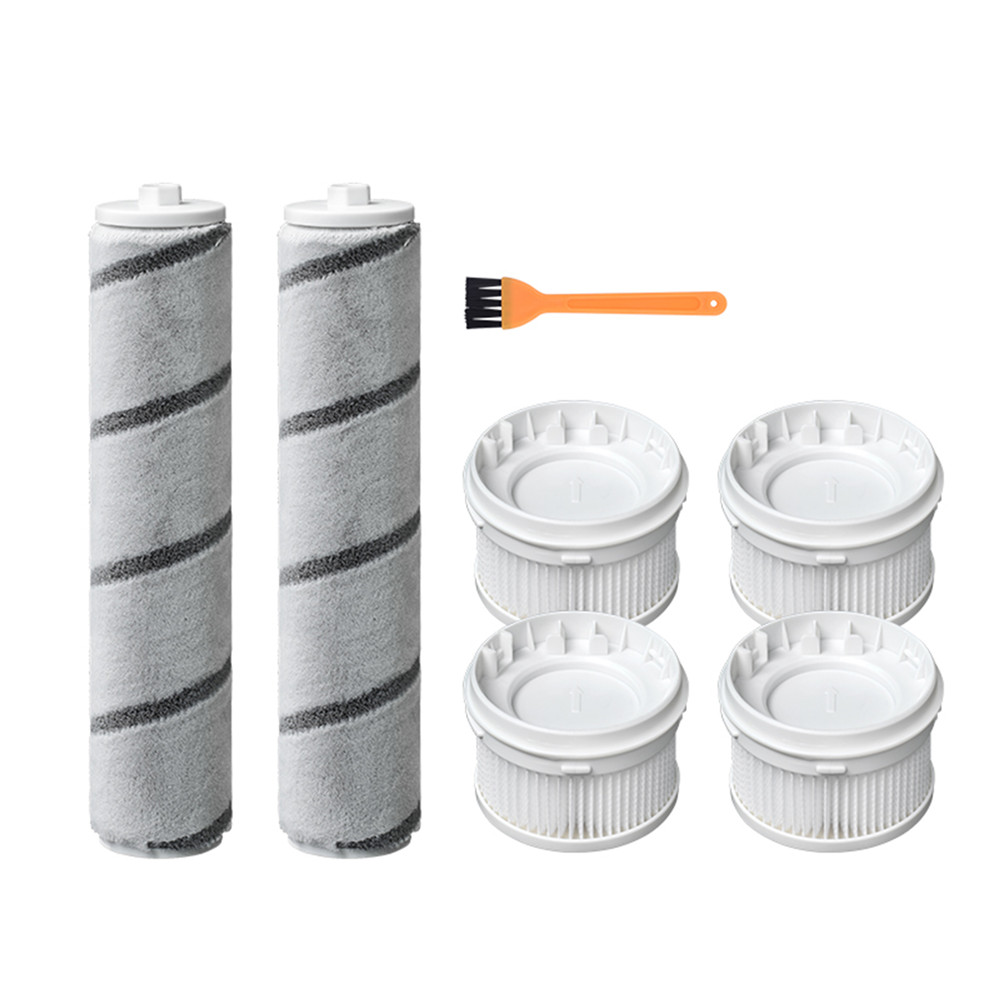 For Xiaomi Mijia 1C Main Brush Rolling Brush HEPA Filter Cleaning Comb For Xiaomi Mijia 1C Handheld Wireless Vacuum Cleaner Part