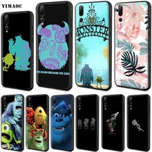 YIMAOC Monsters University Soft Case for Huawei Nova 4E 5 5T Smart P9 Lite Y6 Y7 2019 Honor 8A 20S Pro Prime(China)