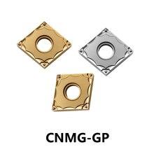 Kyocera CNMG 120402 CNMG120402 CNMG120402GP CA5525 TN60 для стали и нержавеющей стали токарные инструменты твердосплавные вставки CNC