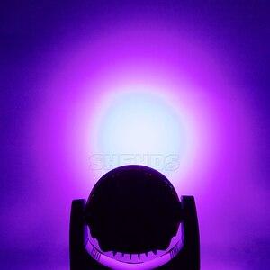 Image 5 - Zoom LED Wash de 36x18W RGBWA + UV, pantalla táctil de escenario, DMX, luz LED con cabeza móvil, para DJ, Fiesta Disco y clubes, 2 unids/lote