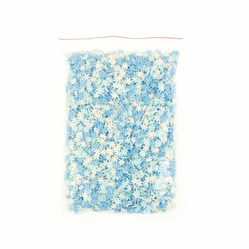Arcilla de azúcar DIY decoración arcilla polimérica dulces falsos azúcar espolvorear decoraciones pastel falso postre casa de muñecas miniatura 100g