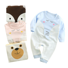 Kids Baby Boy Girls Rompers Clothes Outfit