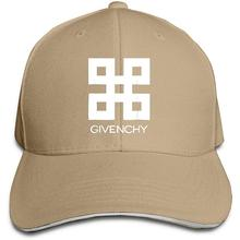 Givenchy Unisex Twill Adjustable Casual Fashion Cap Sports Hat