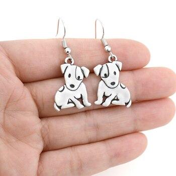 Dog Pendant Necklaces Set 5