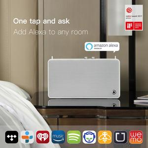 Image 4 - GGMM E5 20W אלחוטי רמקול Bluetooth Wi Fi נייד רמקול Altavoz Bluetooth טור חיצוני צליל תיבת DLNA HiFi צליל רמקול