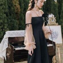 Новая модная женская одежда зимнее платье платья женское платье