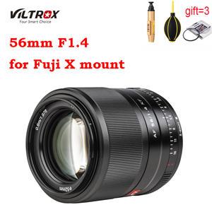 Aperture F1.4 Autofocus Fujifilm X-T30 XT-4 Viltrox 56mm Cameras Lens-Xf X-Mount