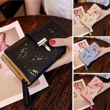 Women wallet slim fashion female wallet