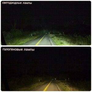 Image 3 - CNSUNNYLIGHT ECE Auto HA CONDOTTO il Faro Lampadine H7 H4 H11 H8 9005 9006 H1 H3 880 H13 9004 9007 12000LM Bianco 12V Auto Testa Luci di Nebbia