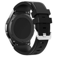 22mm pulseiras de relógio para samsung galaxy watch 46mm/42mm/active 2 gear s3 frontier/huawei relógio gt 2e/2/amazfit bip/pulseira gts 20mm